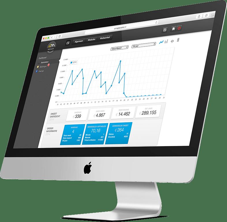 Moderne websites op maat